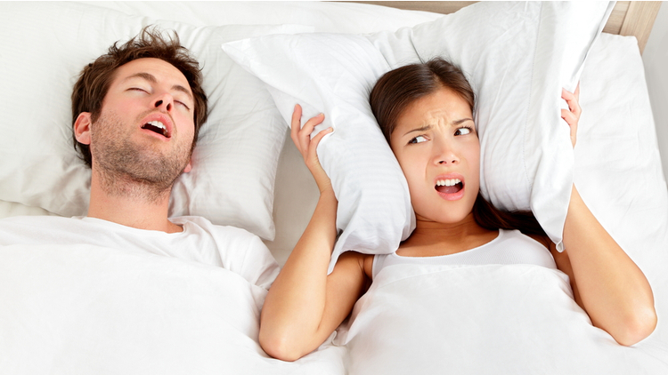 living with Someone Who Has A Sleep Disorder